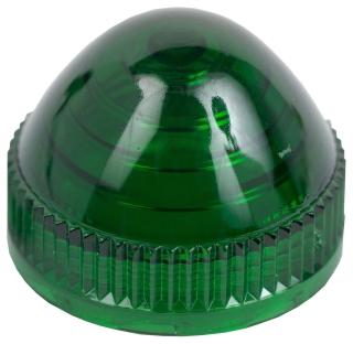 SQUARE D 9001G6 : 30MM GLASS LENS FOR PILOT LIGHT GREEN