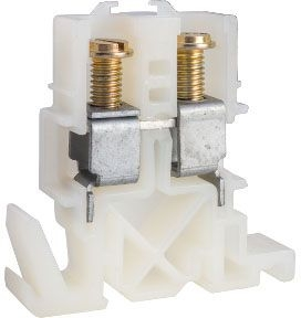 SQUARE D 9080GC6 : TERMINAL BLOCK 600V 85AMP NEMA +OPTIONS