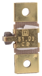 SQUARE D B40.0 : THERMAL UNIT