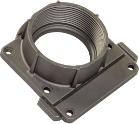 SQUARE D B300 : LOAD CENTER HUB TYPE R +OPTIONS