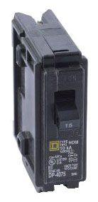 SQUARE D HOM120 : MINIATURE CIRCUIT BREAKER 120/240V 20A