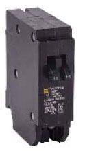 SQUARE D HOMT1515 : MINIATURE CIRCUIT BREAKER 120/240V 15A