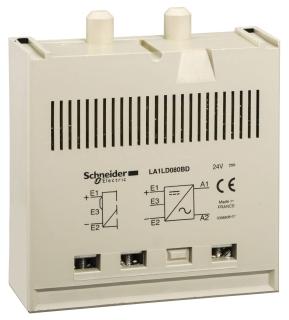 SCHNEIDER ELECTRIC LA1KN02 CONTACTOR+RELAY AUX CONTACT 575VAC 10A