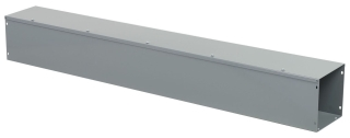 SQUARE D LDB85 : WIREWAY 8 X 8 - N1 PAINT - 5 FT LG
