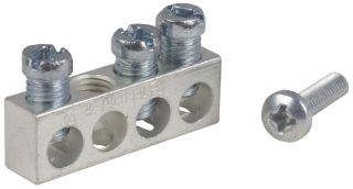 SQUARE D PK3GTA1 : LOAD CENTER GROUND BAR ASSEMBLY