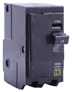 SQUARE D QO230 : MINIATURE CIRCUIT BREAKER 120/240V 30A
