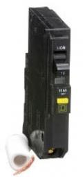 SQUARE D QO115GFI : MINIATURE CIRCUIT BREAKER 120/240V 15A