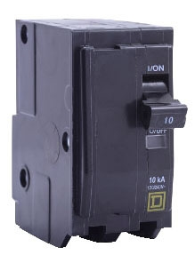 SQUARE D QO225 : MINIATURE CIRCUIT BREAKER 120/240V 25A