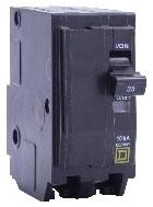 SQUARE D QO245 : MINIATURE CIRCUIT BREAKER 120/240V 45A