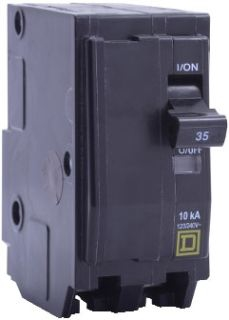 SQUARE D QO250 : MINIATURE CIRCUIT BREAKER 120/240V 50A