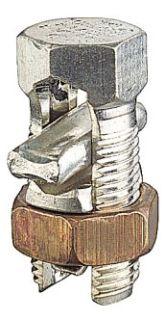 Blackburn 6HPS 6 Sol Alum/Copper Split Bolt