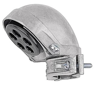 "STEELCTY SH102 3/4"" SERVICE CAP, CLAMP, RIGID/IMC/EMT, AL"