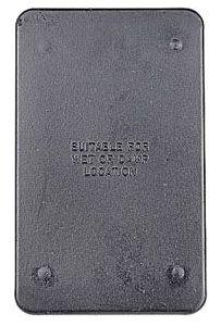 UNION FSC-51 BLANK COVER W/GASKET