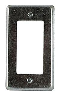 BOWERS 100-GFI FLAT GFI RCPT CVR Product Image