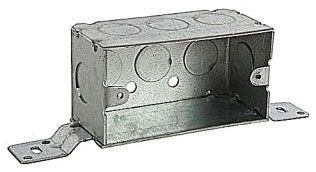 BOWERS 103-W-FB-1/2 4X1-7/8D BOX Product Image