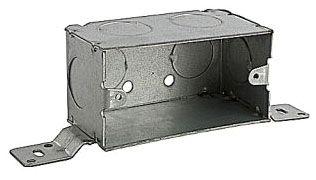 BOWERS 104-W-FB-3/4 4X2-1/8D BOX Product Image