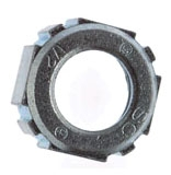STEEL-CITY BU405 1-1/2-IN BUSHING, RIGID/IMC, IRON-ZINC PLATED, IN