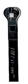 T&B TY528MX CABLE TIE 50LB 14 UV BLACK 2-PC DIST