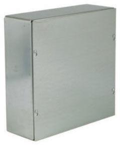 WIEGMANN SC121212GNK 12X12X12 PULL BOX
