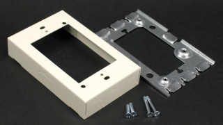 WIREMOLD V5751 IVORY EXT ADAPTER
