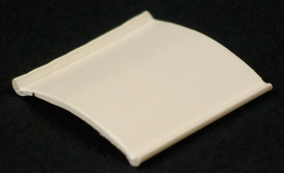 Ivory Non-metalic wire clips Wiremold 800WC case of 50