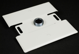 WIREMOLD V2051H STEEL FLUSH PLATE ADAPTER 2000 IVORY