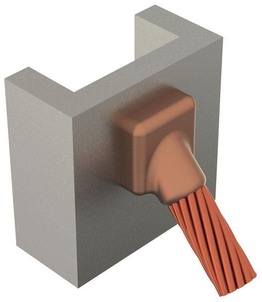 CADWELD VSC-2Q 4/0 VERTICAL ST